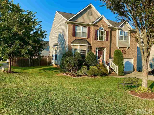 1108 Chamberwell Avenue, Wake Forest, NC 27587 (#2400331) :: Southern Realty Group