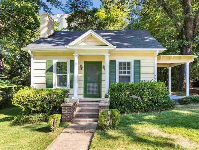 408 Mccauley Street, Chapel Hill, NC 27516 (#2400369) :: The Beth Hines Team