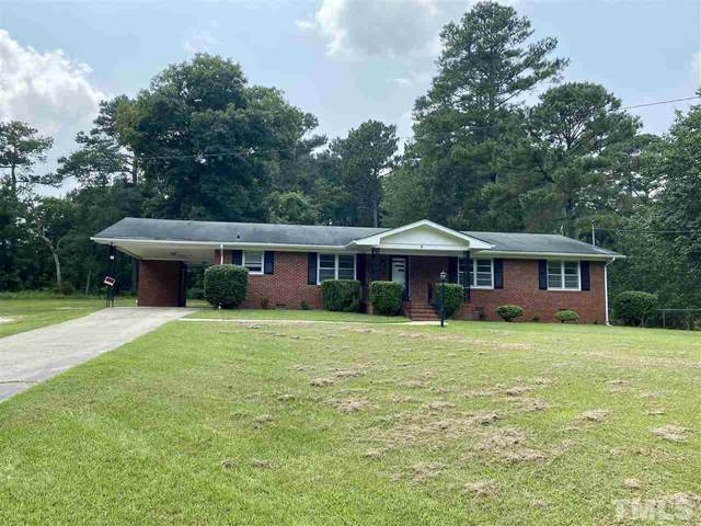 705 Ridge Drive, Goldsboro, NC 27530 (#2400404) :: Raleigh Cary Realty