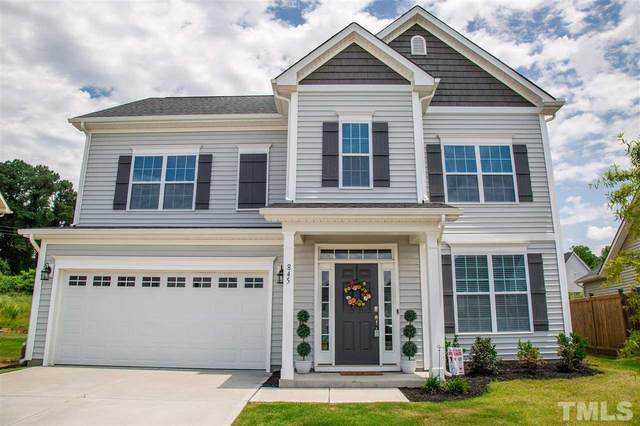 845 Lakemont Drive, Clayton, NC 27520 (MLS #2400491) :: On Point Realty