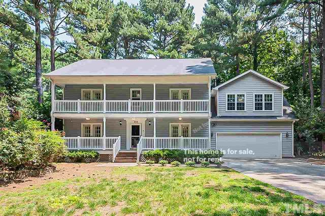 210 Crimmons Circle, Cary, NC 27511 (MLS #2400610) :: On Point Realty