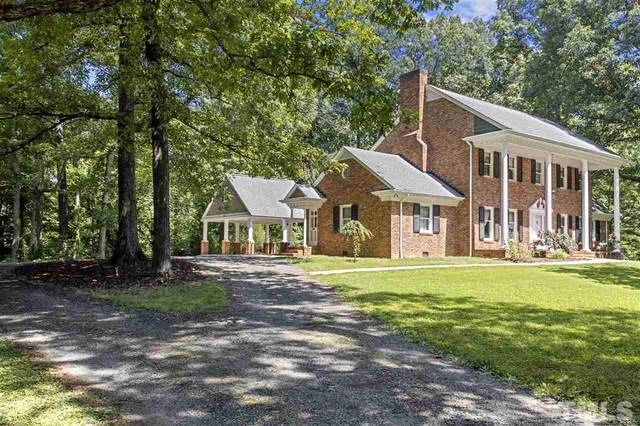 136 Pine Cone Drive, Oxford, NC 27565 (#2400794) :: Choice Residential Real Estate