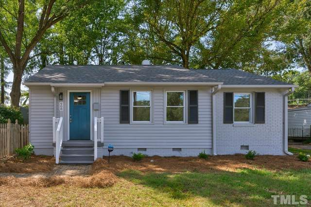908 Mills Street, Raleigh, NC 27608 (#2400822) :: The Perry Group