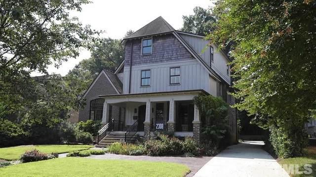 2308 Byrd Street, Raleigh, NC 27608 (#2400833) :: Steve Gunter Team