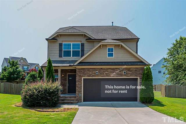 503 Misty Willow Way, Rolesville, NC 27571 (#2400838) :: Marti Hampton Team brokered by eXp Realty
