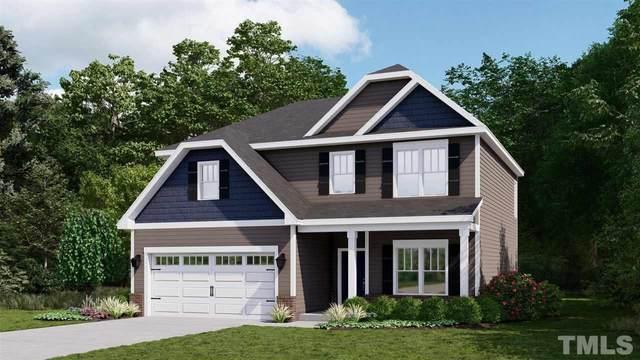 121 Ravens Row Drive, Benson, NC 27504 (MLS #2400854) :: The Oceanaire Realty