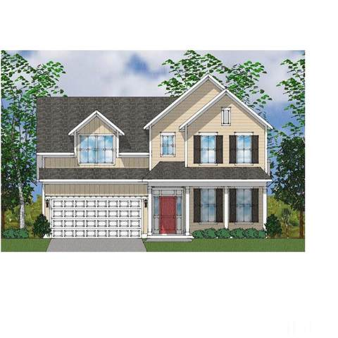 3016 Tubberson Trail Lot 242, Wake Forest, NC 27587 (#2400969) :: Raleigh Cary Realty