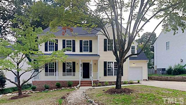 8533 Clivedon Drive, Raleigh, NC 27615 (#2400980) :: Choice Residential Real Estate