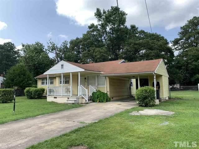 203 Banks Avenue, Goldsboro, NC 27534 (#2401004) :: Scott Korbin Team
