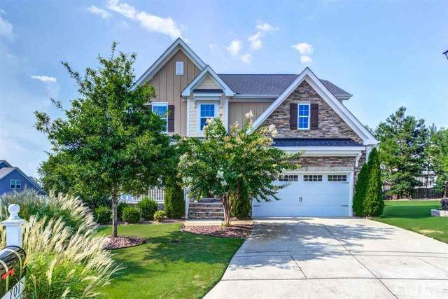 701 Tree Green Lane, Wake Forest, NC 27587 (MLS #2401033) :: On Point Realty