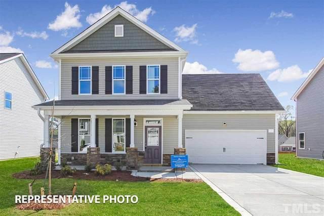 68 Damsel Street, Zebulon, NC 27597 (#2401141) :: Dogwood Properties