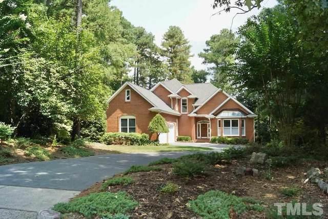 208 Sierra Drive, Chapel Hill, NC 27514 (MLS #2401195) :: The Oceanaire Realty