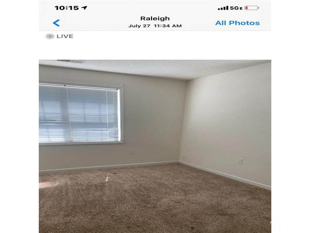 2021 Wolftech Lane #202, Raleigh, NC 27603 (#2401303) :: Choice Residential Real Estate
