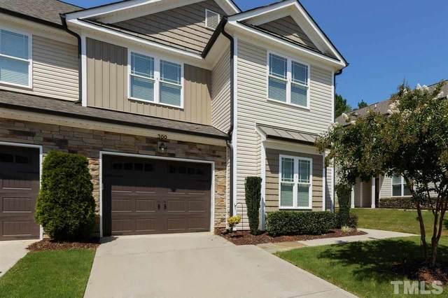 300 Mariah Towns Way, Garner, NC 27529 (#2401321) :: Choice Residential Real Estate