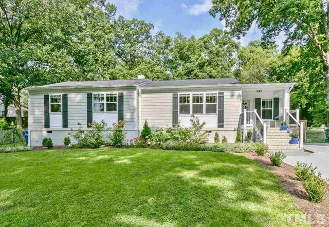 2107 Woodview Drive, Raleigh, NC 27604 (#2401339) :: Marti Hampton Team brokered by eXp Realty