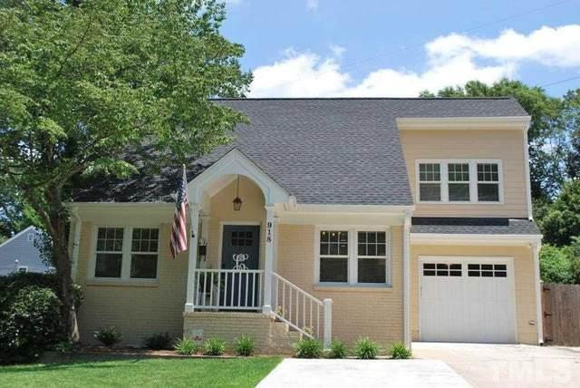 918 Dixie Trail, Raleigh, NC 27607 (#2401420) :: The Beth Hines Team