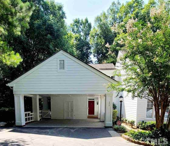 206 Chattel Close, Cary, NC 27518 (MLS #2401470) :: The Oceanaire Realty