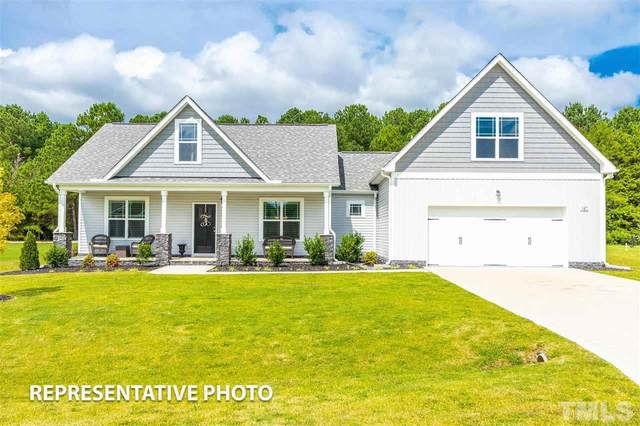 166 Howards Crossing Drive, Wendell, NC 27591 (#2401542) :: Log Pond Realty