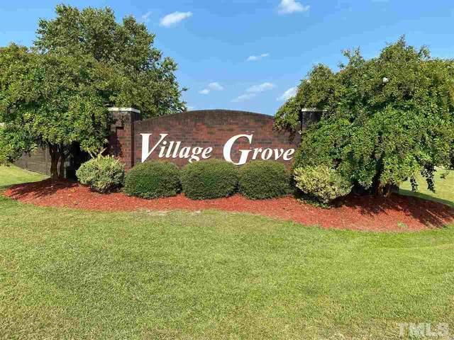 100 Village Grove Drive, Goldsboro, NC 27530 (#2401564) :: The Helbert Team
