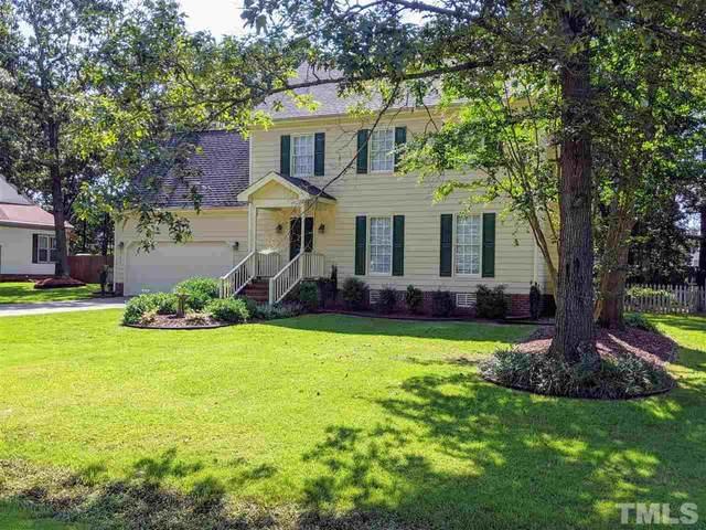 706 Goldleaf Drive, Goldsboro, NC 27534 (#2401627) :: Steve Gunter Team