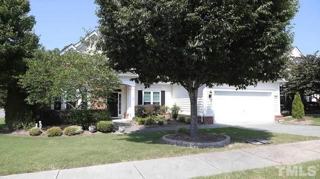 701 Arbor Brook Drive, Cary, NC 27519 (#2401675) :: Rachel Kendall Team