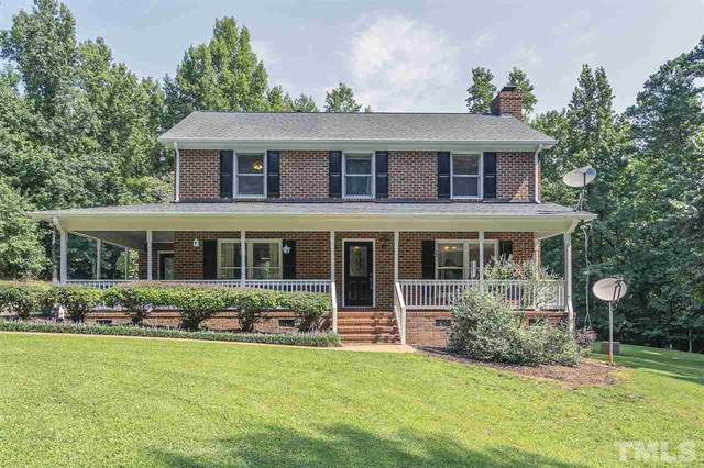 3715 Red Mountain Road, Rougemont, NC 27572 (#2401685) :: Triangle Just Listed