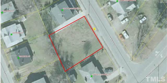 313 W Rockspring Street, Henderson, NC 27536 (#2401753) :: Scott Korbin Team