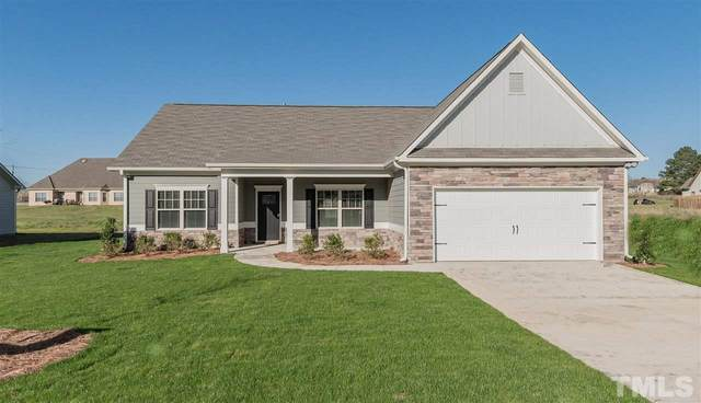 317 Settlers Pointe Drive #67, Pikeville, NC 27863 (#2401792) :: Triangle Top Choice Realty, LLC