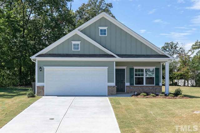 329 Settlers Pointe Drive #61, Pikeville, NC 27863 (#2401794) :: Bright Ideas Realty