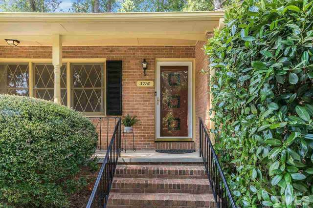 3716 Eakley Court, Raleigh, NC 27606 (#2401876) :: Marti Hampton Team brokered by eXp Realty