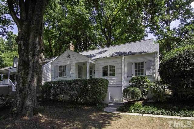 2723 Cartier Drive, Raleigh, NC 27608 (#2401916) :: Raleigh Cary Realty
