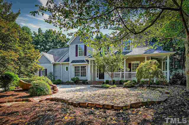 7744 Fairlake Drive, Wake Forest, NC 27587 (#2401926) :: Marti Hampton Team brokered by eXp Realty
