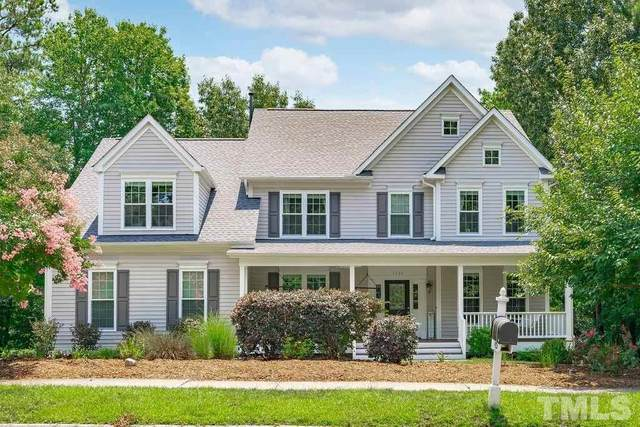 1206 Fairfax Woods Drive, Apex, NC 27502 (#2401964) :: The Beth Hines Team