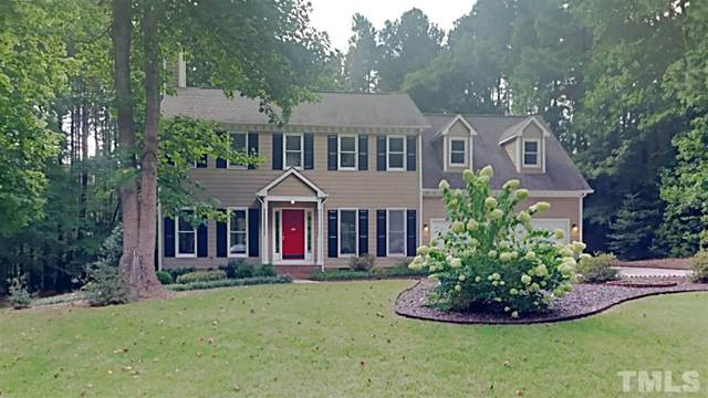 4801 Daysprings Court, Apex, NC 27539 (MLS #2402020) :: On Point Realty