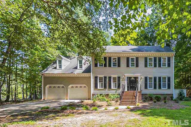 2409 Grayson Creek Drive, Wake Forest, NC 27587 (#2402090) :: Triangle Just Listed