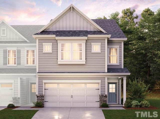 160 Sears Ridge Lane #18, Morrisville, NC 27560 (#2402106) :: Southern Realty Group