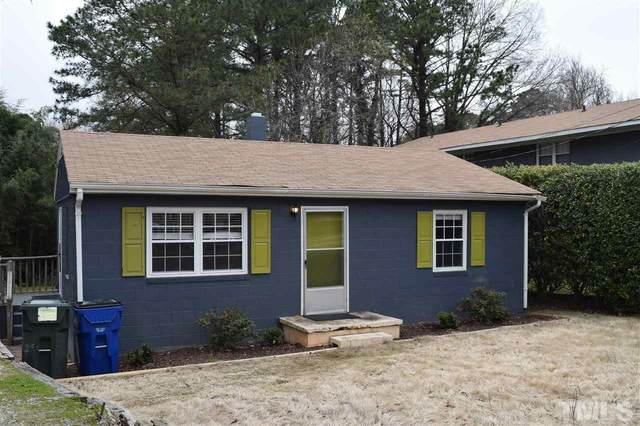 1630 Crest Road, Raleigh, NC 27606 (MLS #2402214) :: On Point Realty