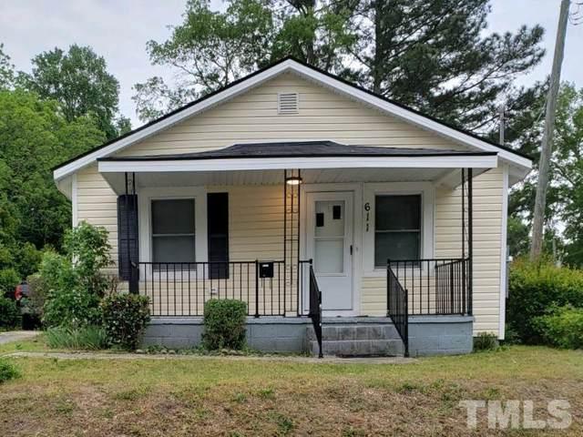 611 Lakeland Street, Fayetteville, NC 28301 (#2402325) :: Marti Hampton Team brokered by eXp Realty