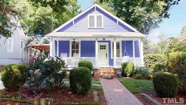 1303 Filmore Street, Raleigh, NC 27605 (#2402395) :: Steve Gunter Team