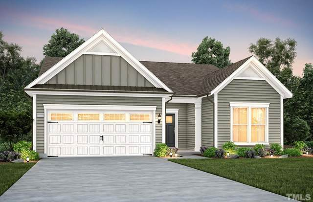 929 Del Webb Manor Avenue Dwt Lot 63, Wake Forest, NC 27587 (#2402458) :: Raleigh Cary Realty