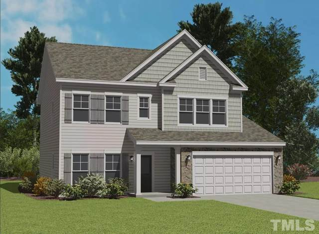 6802 Franklin Heights Road, Cary, NC 27518 (#2402499) :: Marti Hampton Team brokered by eXp Realty