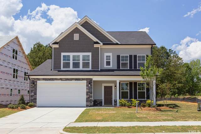 6800 Franklin Heights Road, Cary, NC 27518 (#2402500) :: Marti Hampton Team brokered by eXp Realty