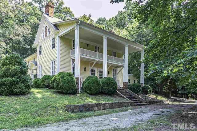 209 Burnside Drive, Hillsborough, NC 27278 (#2402560) :: Raleigh Cary Realty