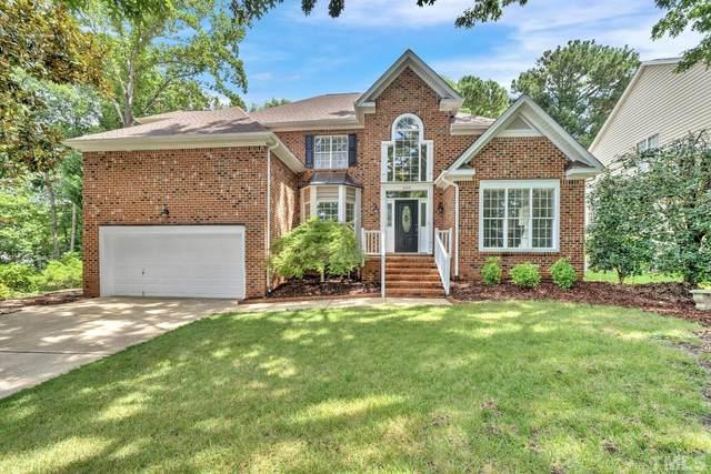 205 Park York Lane, Cary, NC 27519 (#2402631) :: Dogwood Properties
