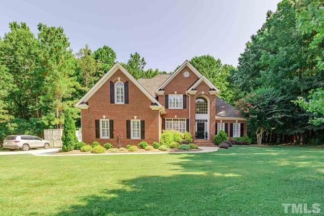 2108 Country Air Lane, Hillsborough, NC 27278 (#2402634) :: Choice Residential Real Estate