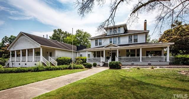 913 N Arendell Avenue, Zebulon, NC  (#2402658) :: The Blackwell Group