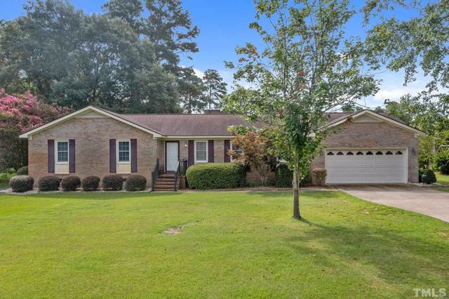 402 Green Drive, Goldsboro, NC 27534 (#2402683) :: Southern Realty Group
