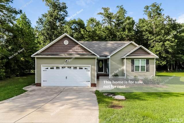 27 Fire Brand Drive, Clayton, NC 27520 (#2402774) :: Marti Hampton Team brokered by eXp Realty