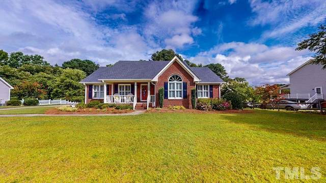 703 E Stanley Street, Four Oaks, NC 27524 (#2402780) :: Marti Hampton Team brokered by eXp Realty