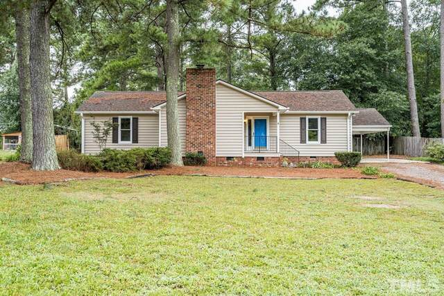 4104 Carson Drive, Sanford, NC 27332 (MLS #2402808) :: The Oceanaire Realty